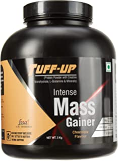 Tuff Up Intense Mass Gainer - 3 kg/6.6 lbs (Chocolate)