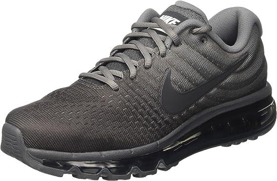 Amazon.com | Nike Men's Air Max 2017 Running Shoes | Road Running