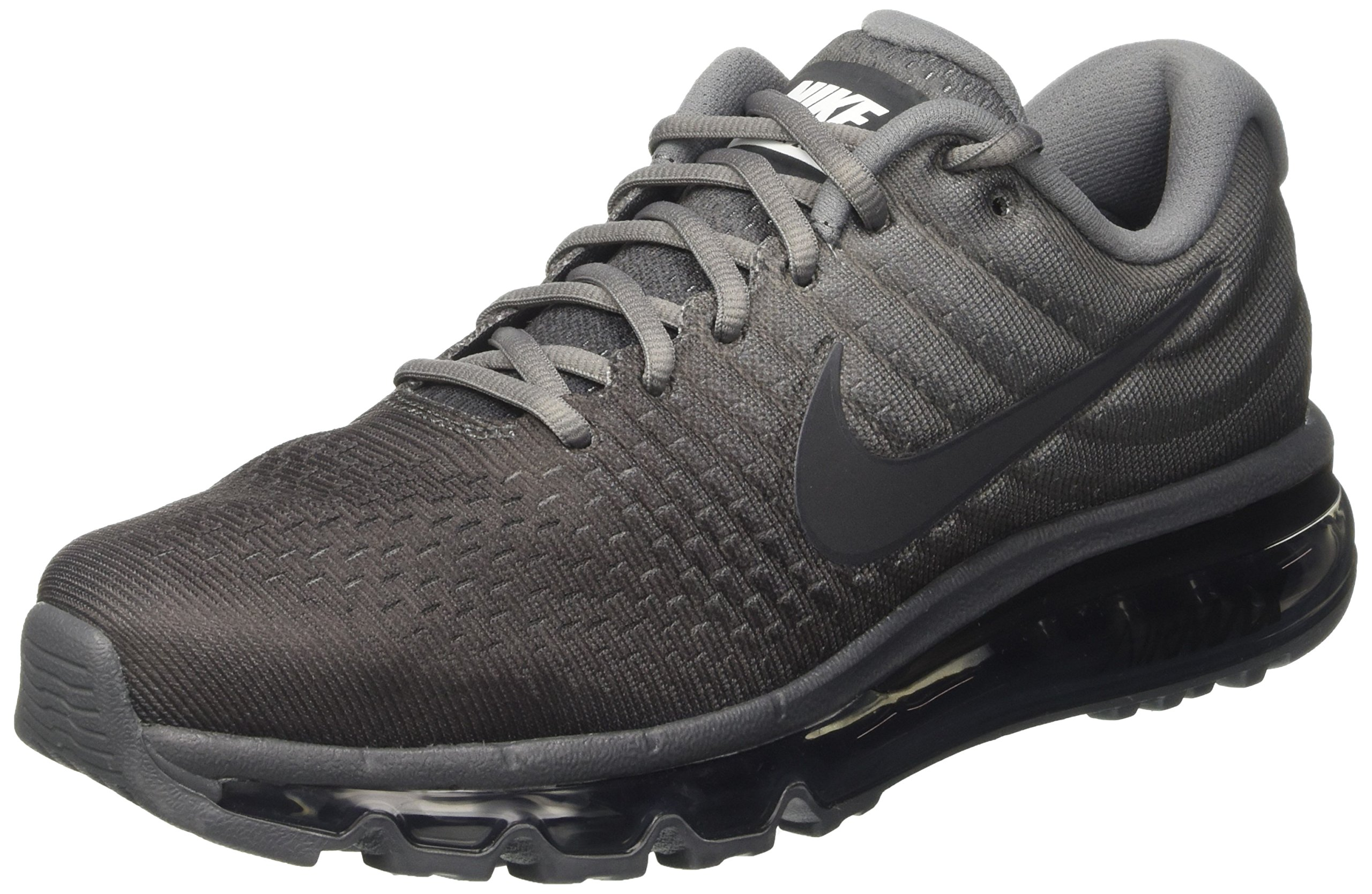 Nike Mens Air Max 2017 Running Shoes (6.5 M US, Cool Grey/Anthracite)