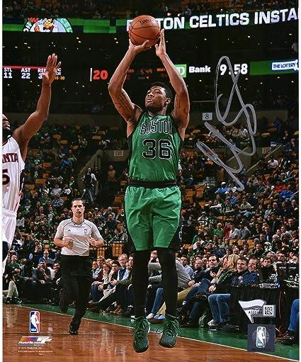 6b0f3d6be736d Marcus Smart Boston Celtics Autographed 8
