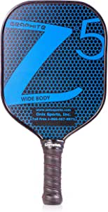 ONIX Graphite Z5 Graphite Carbon Fiber Pickleball Paddle with Cushion Comfort Grip