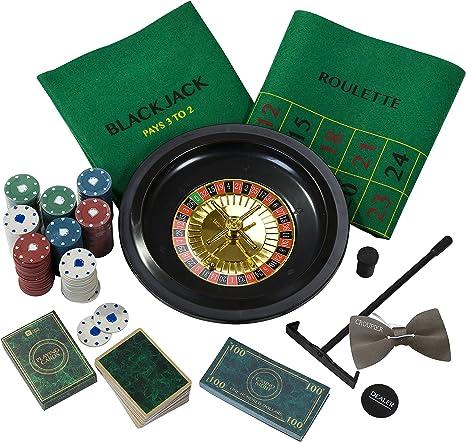 complete casino night kit