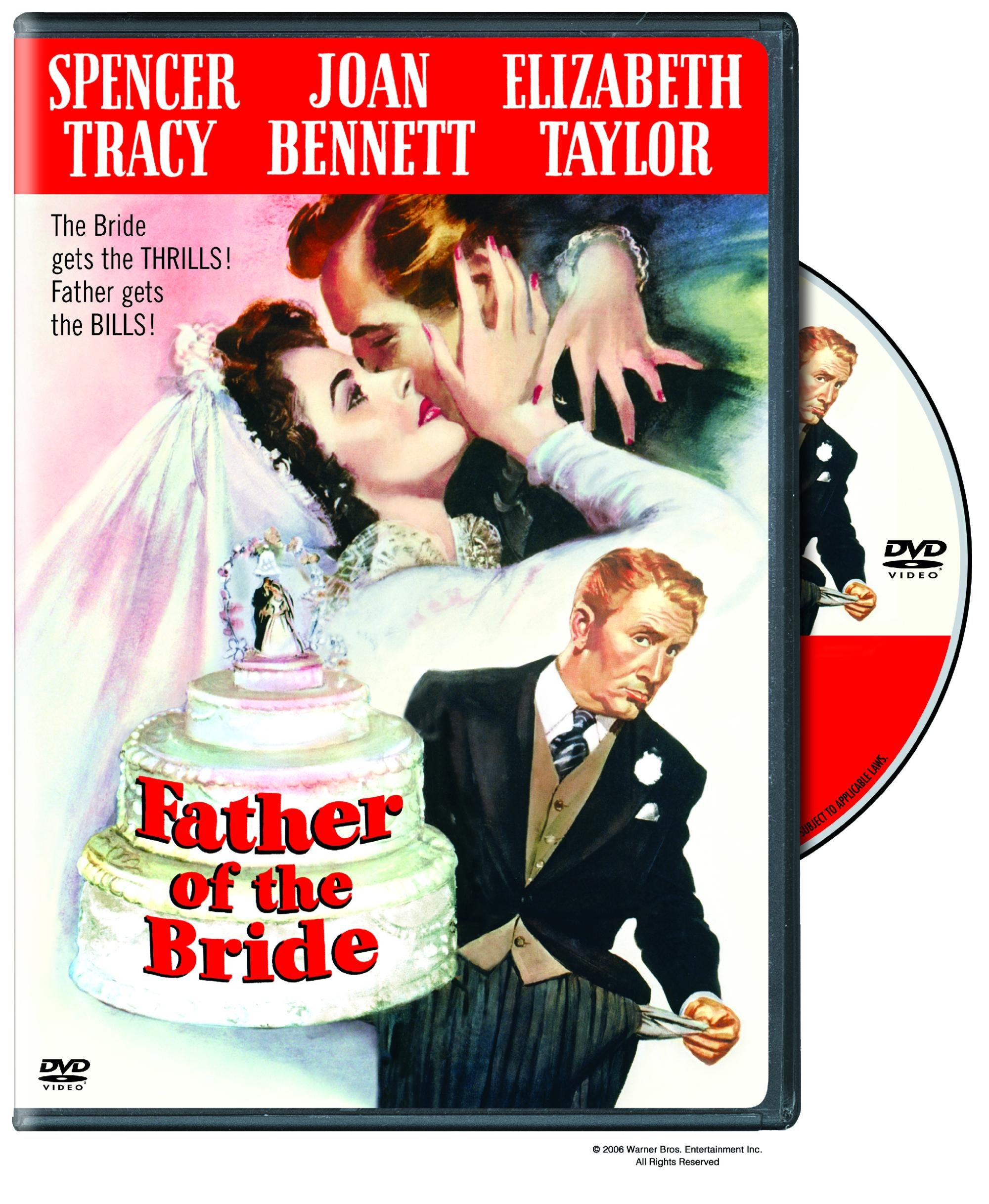 DVD : Father of the Bride (, Amaray Case, Standard Screen)