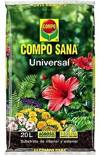 Compo Sana Universal LT. 50 sustrato de jardín, única: Amazon.es ...