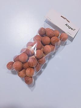 logei®40pcs Bola de Cedro Madera de Cedro para Armario Cajón, Antipolillas: Amazon.es: Jardín