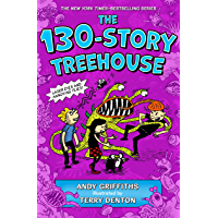 The 130-Story Treehouse: Laser Eyes and Annoying Flies (The Treehouse Books Book 10)