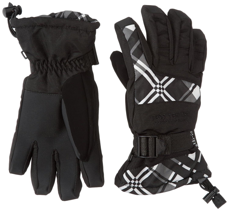 TESS TERRIER(テステリア) レディース スキー スノーグローブ 防水防寒手袋 BEC-TEX シンサレート 5本指 バイク 自転車