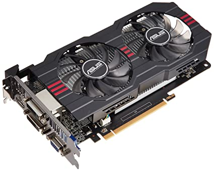 ASUS 1GB GDDR5 Graphics Card with NVIDIA Surround Technology GTX650TI-O-1GD5