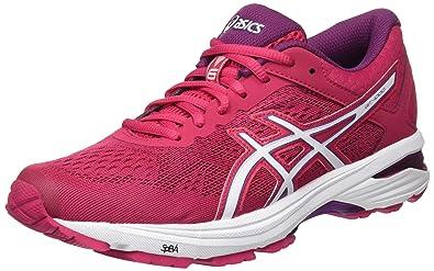 ASICS GT-1000 6 Women's Running Shoes (T7A9N)