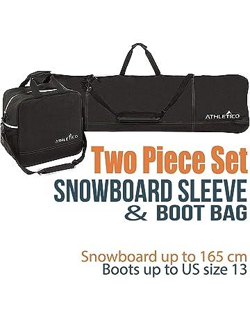 1bd5c63591 Athletico Two-Piece Snowboard e Boot Bag Combo   Store & Trasporto Snowboard  Fino a