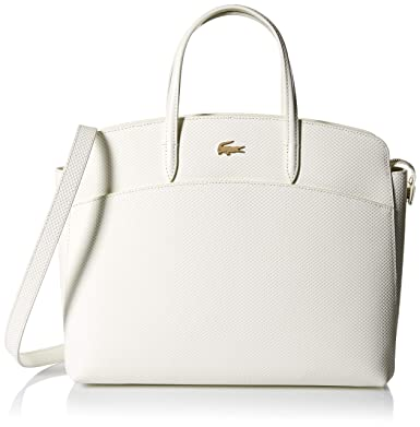 9ef04dfe035 Amazon.com: Lacoste Women CHANTACO Pockets Shopping Bag, authentic ...