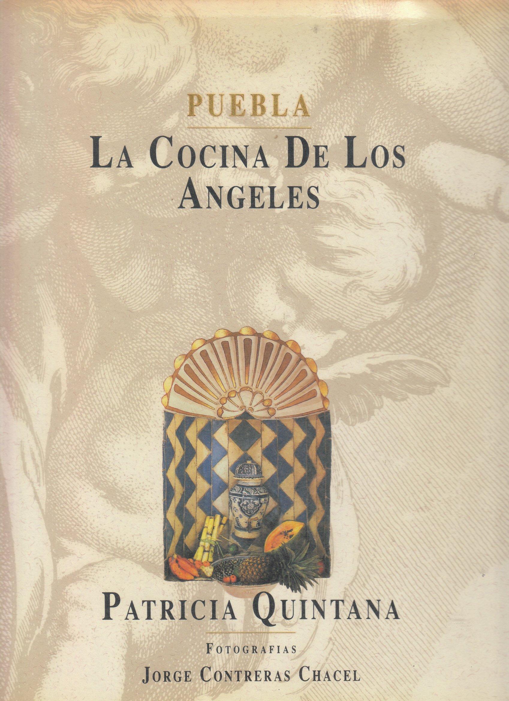 Puebla: La cocina de los angeles (Spanish Edition): Patricia ...