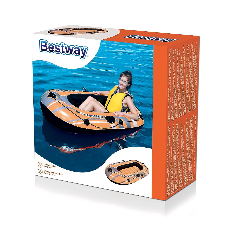 Bestway Hydro Force Raft Sport Freizeit 1 Box Isi 30