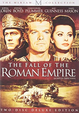 Amazon com: The Fall Of The Roman Empire (Two-Disc Deluxe