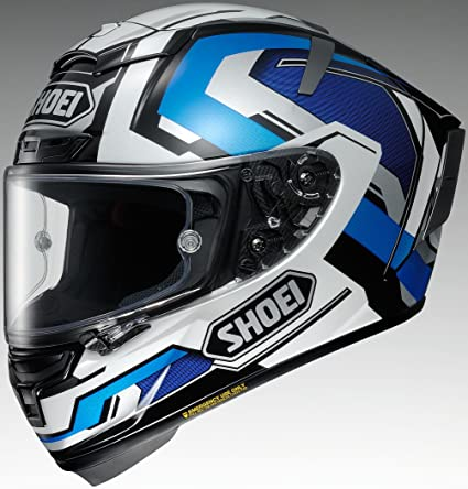 Shoei X 14 Brink Sports Bike Racing Motorcycle Helmet