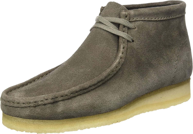 Clarks Originals Wallabee Boot, Mocassini Uomo