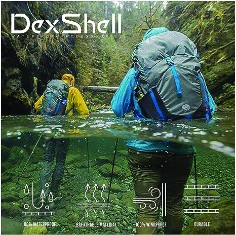 DexShell Mens Heavyweight Showerproof Cycling Overshoes