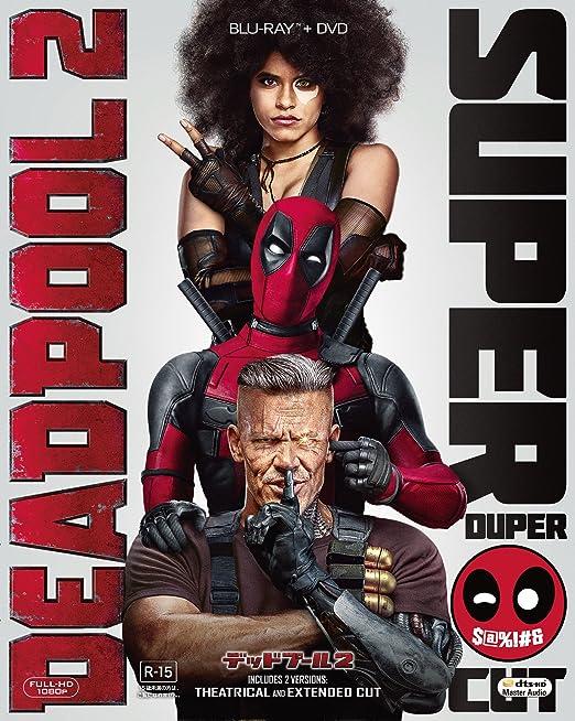 Amazon Com Deadpool 2 Set Of 3 Blu Ray Dvd Blu Ray Movies Tv