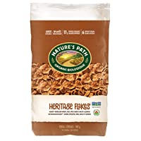 Deals on 6 Pack Natures Path Heritage Flakes Whole Grains Cereal