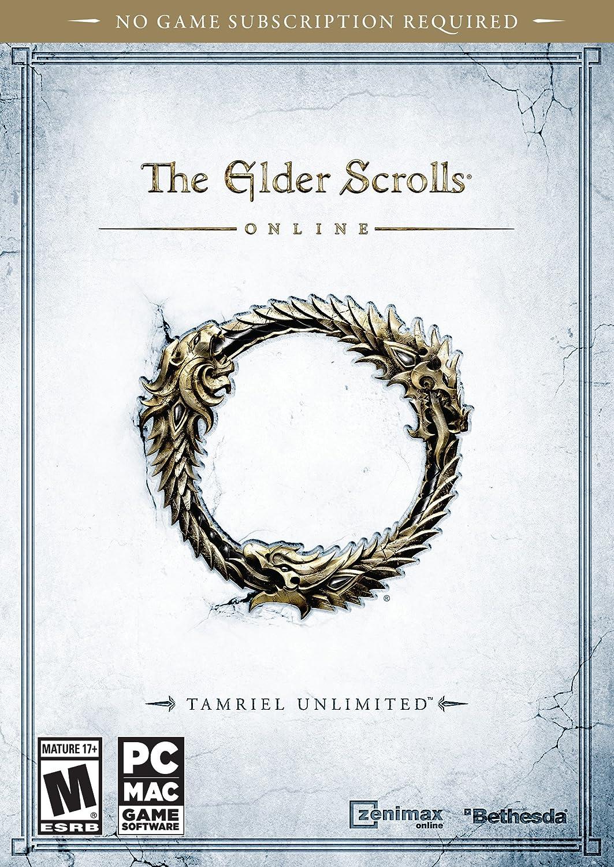 Amazon.com: The Elder Scrolls Online [Online Game Code ...