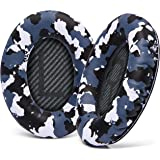 WC Wicked Cushions Replacement Ear Pads Compatible with Bose QuietComfort 35 (QC35) & QuietComfort 35ii (QC35ii) Headphones &