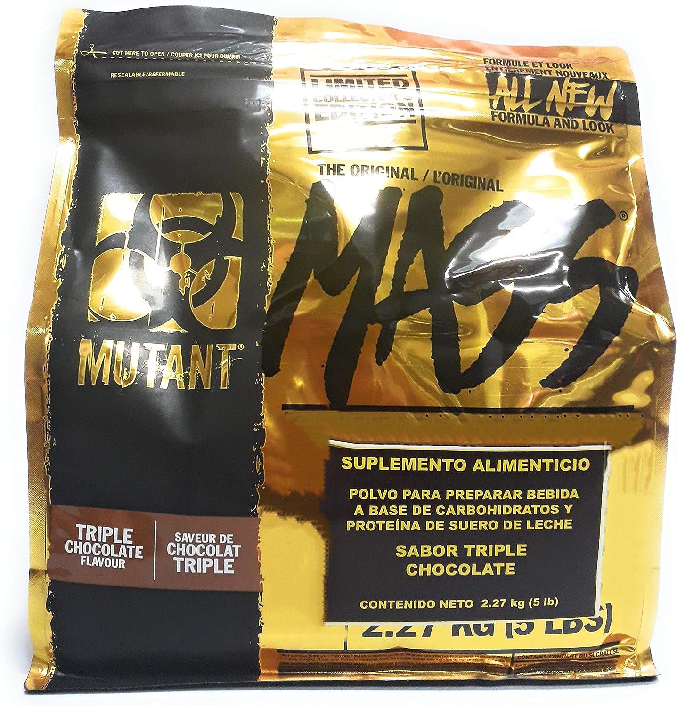Mutant Mutant Mass Triple Chocolate - 2.27kg