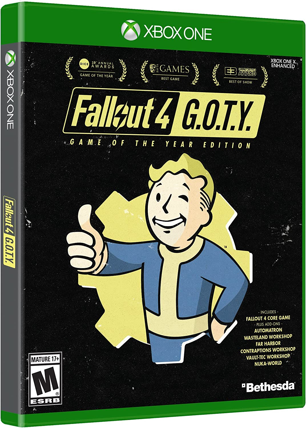 fallout 4 game of the year edition ps4 jb hi fi