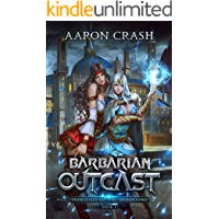 Barbarian Outcast (Princesses of the Ironbound Book 1)