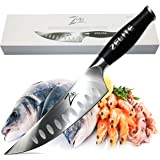 "Zelite Infinity Boning Fillet Knife (Gokujo) - Comfort-Pro Series - High Carbon Stainless Steel Chef Knives X50 Cr MoV 15 >> 6"" (152mm)"