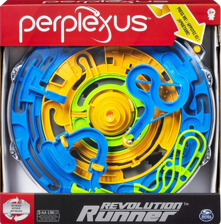 Spin Master Games Perplexus Revolution Runner, multicolor (6053770) , color/modelo surtido: Amazon.es: Juguetes y juegos