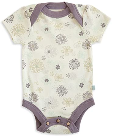d0adb710b581 Amazon.com  Finn + Emma Baby Girl Organic Cotton Lap Shoulder ...