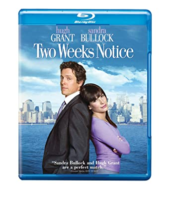 Two Weeks Notice (BD) [Blu Ray]  Two Weeks Notice