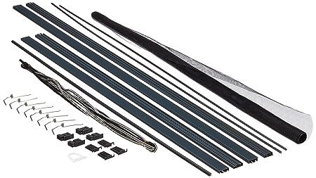 Hecht International hecht international window kit master slim price for 1 each grey