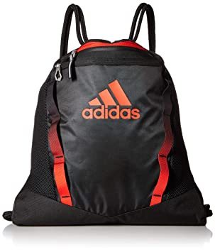 adidas Rumble - Mochila - 975869, Talla única, Black/Active Red: Amazon.es: Deportes y aire libre