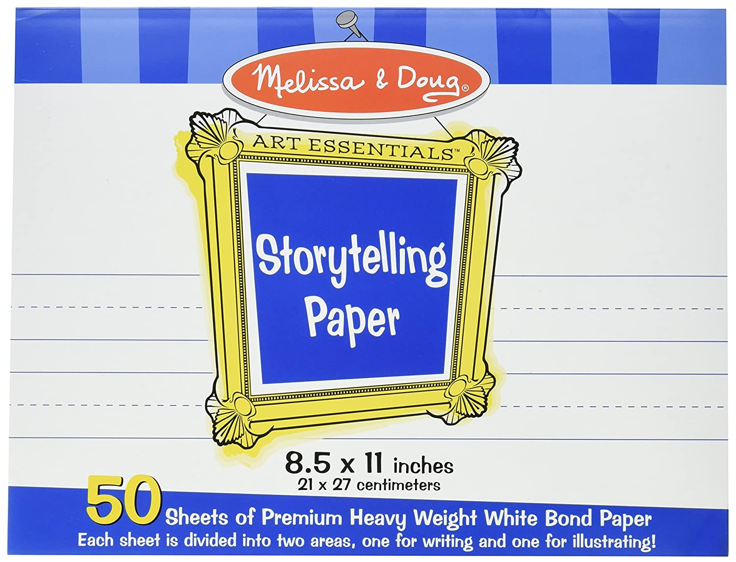 Amazon com: Storytelling Paper Pad [Set of 3]: Office Products