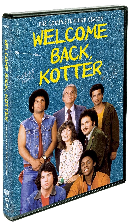 Welcome Back & Kotter: Season Three 4 Dvd Edizione: Stati ...