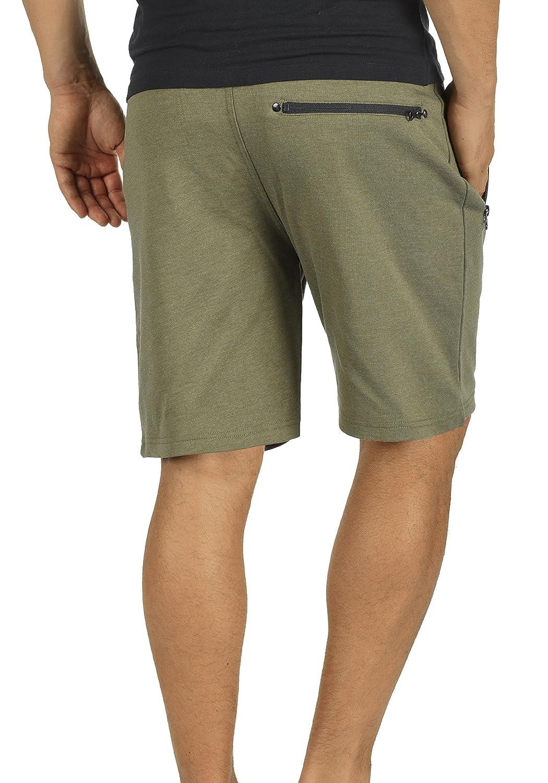 !Solid Taras Short en Sweat Bermuda Jogging Pantalon Court pour Homme