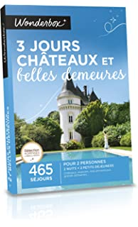 wonderbox - coffret cadeau - cours de cuisine & d'Œnologie: amazon ... - Coffret Cadeau Cours De Cuisine