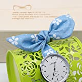 Fashion Fresh Soft Cloth Cotton Flower Watch Band