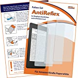 3 x mumbi Displayschutzfolie Kindle Paperwhite Schutzfolie AntiReflex antireflektierend