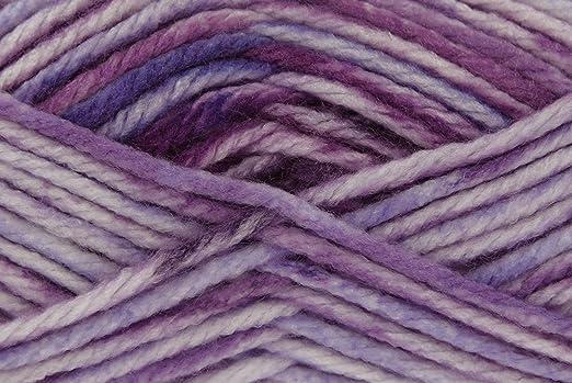 Lilacs 100g King Cole Big Value Super Chunky Tints