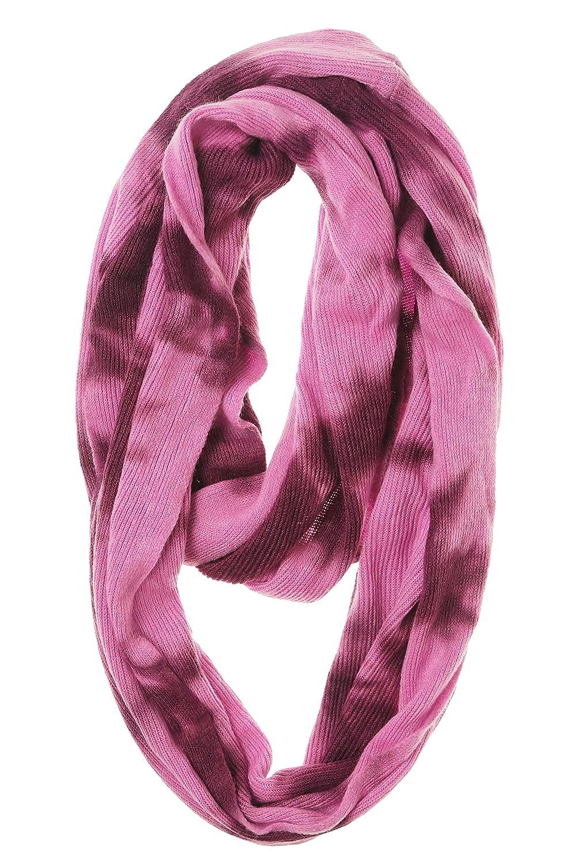 BCBGeneration Women's Tie Dye Knit Infinity Loop Scarf