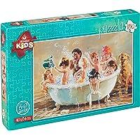 Art Çocuk Puzzle Köpüklü Bebekler 150 Parça