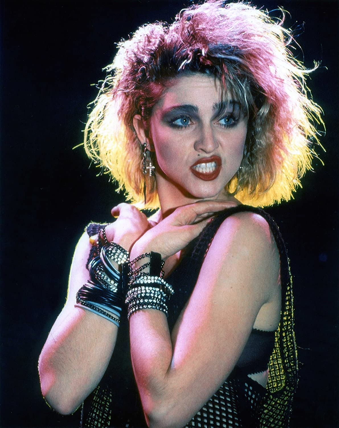 Madonna Early Poster 1980s Poster Size 117 X 165 297mm X 420mm