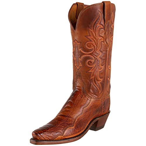 41a6d804553 1883 by Lucchese Women's N4066 5/4 Western Boot