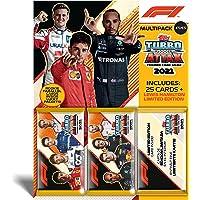 Topps Turbo Attax F1 2021 Trading Cards - Pakketten