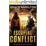 Escaping Conflict (Island Refuge EMP Book 1)