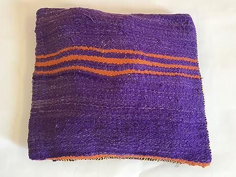 Funda cojín lana Kilim Marruecos marroquí hecho a mano ...