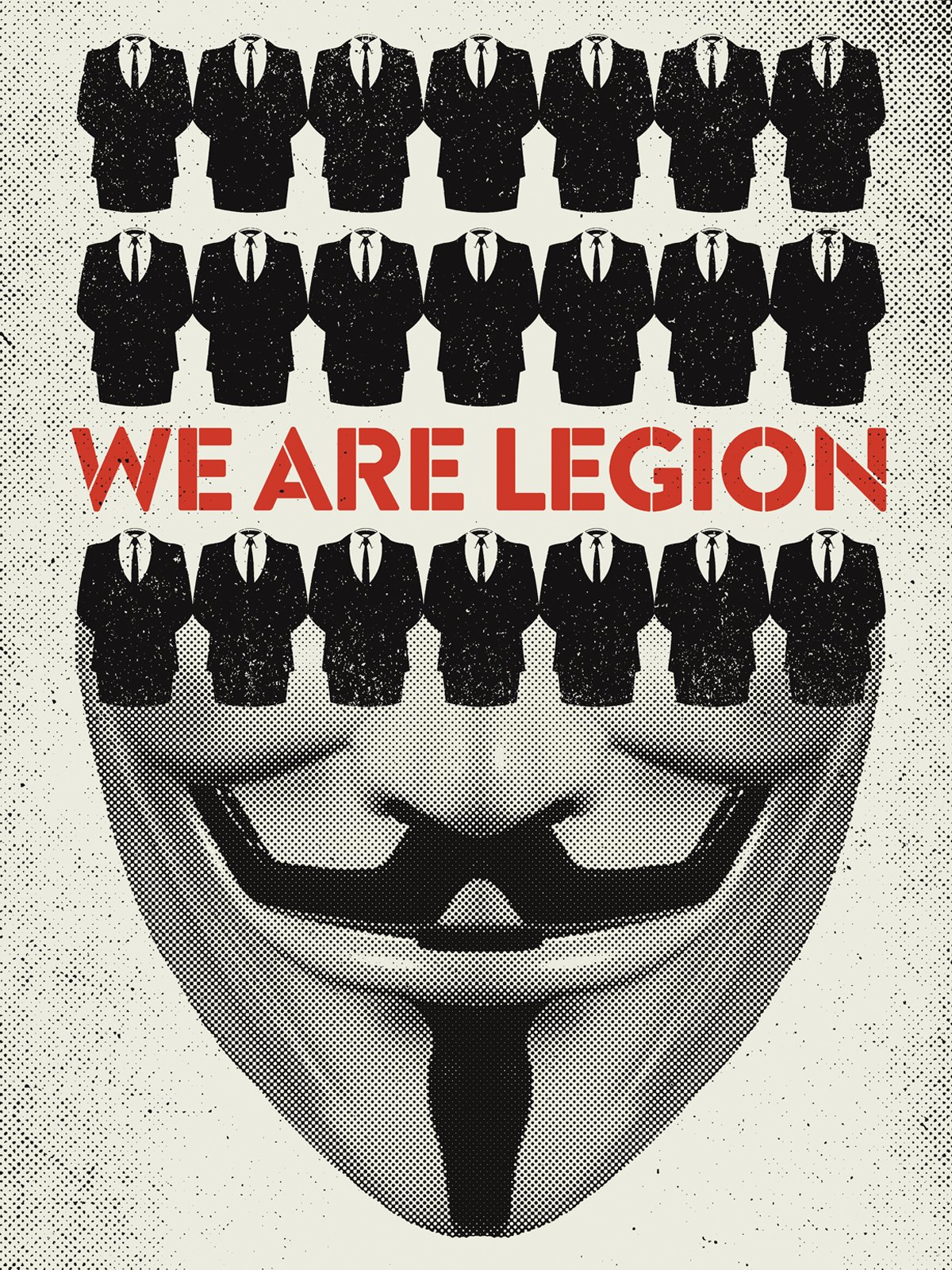 Watch We Are Legion: The Story of the Hacktivists | Prime Video