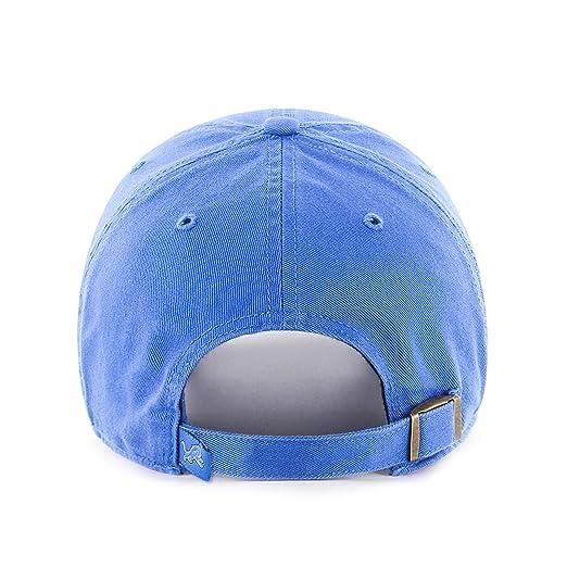cd55a8988 Amazon.com  NFL Detroit Lions  47 Clean Up Adjustable Hat